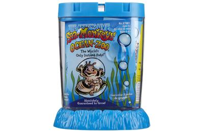 sea-monkey aquarium