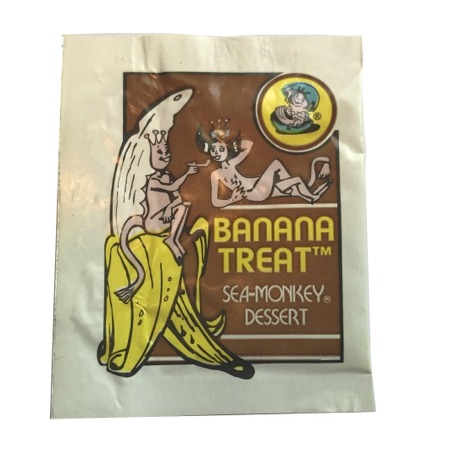 Sea-Monkey® Banana Treat