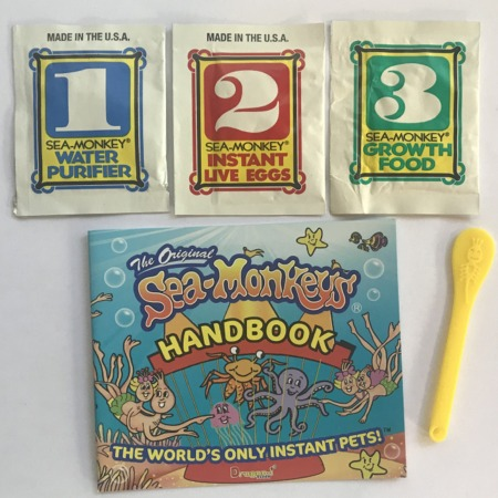 Sea-Monkeys® Starter Set