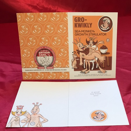 Greeting Card - Gro-Kwikly
