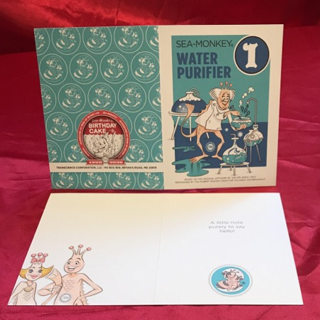 Greeting Card - Water Purifier